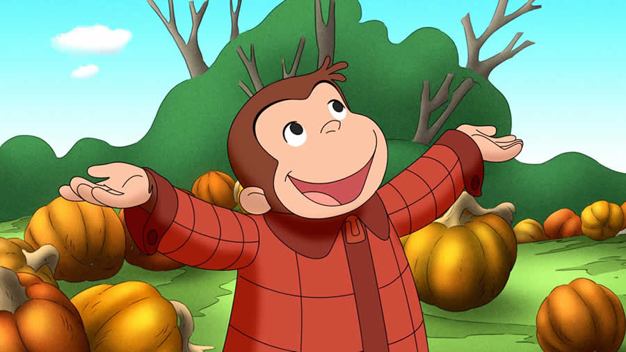 Curious George: Die Kinderbuchreihe kommt wieder ins Kino