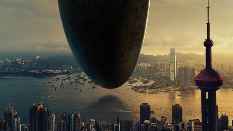 Arrival: Im neuen Trailer tritt Amy Adams mit Außerirdischen in Kontakt