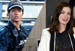 Ocean's 8: Anne Hathaway und Rihanna