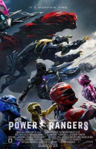 """Plakat von """"Power Rangers"""""""