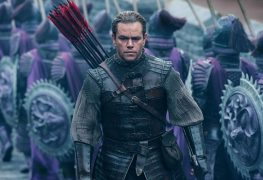 The Great Wall: Der neue Trailer von der Comic Con