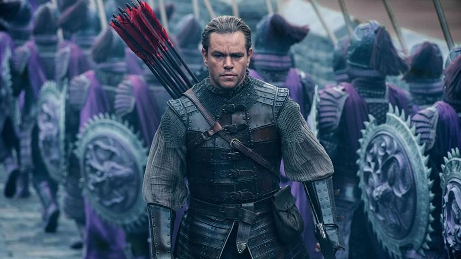 The Great Wall: Der neue Trailer von der Comic Con