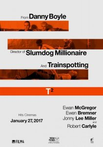 "Plakat von ""T2: Trainspotting"""