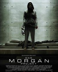 """Plakat von """"Das Morgan Projekt"""""""