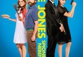 """Plakat von """"Die Jones - Spione von Nebenan"""""""