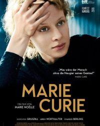"""Plakat von """"Marie Curie"""""""