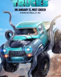 "Plakat von ""Monster Trucks"""