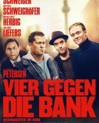 Vier gegen die Bank Filmposter