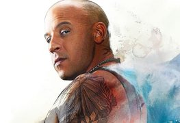 Vin Diesel in xXx: Return of Xander Cage