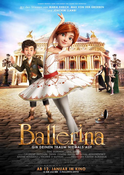 """Plakat von """"Ballerina"""""""