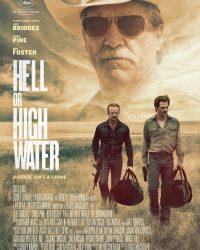 """Plakat von """"Hell or High Water"""""""