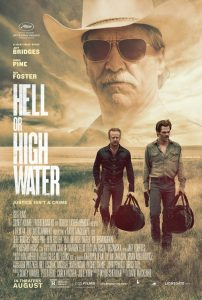 "Plakat von ""Hell or High Water"""
