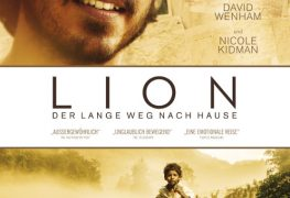 """Plakat von """"Lion"""""""