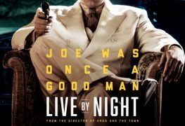 "Plakat von ""Live by Night"""