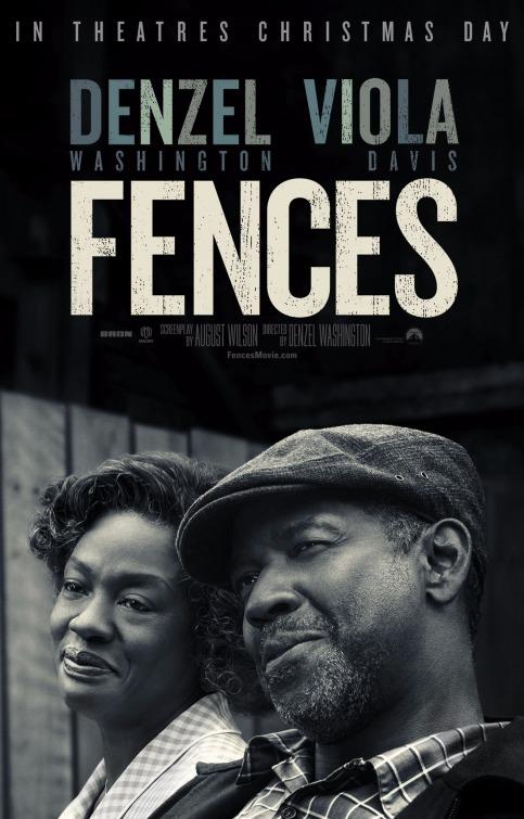 "Plakat von ""Fences"""
