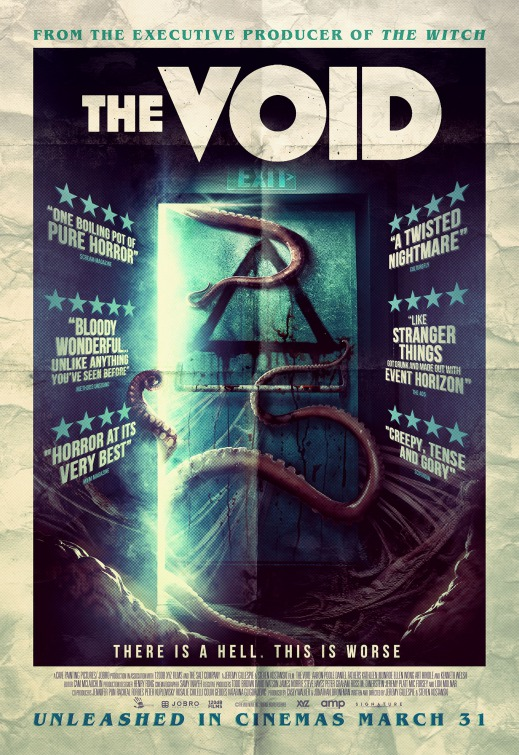 "Plakat von ""The Void"""
