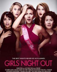 """Plakat von """"Girls' Night Out"""""""