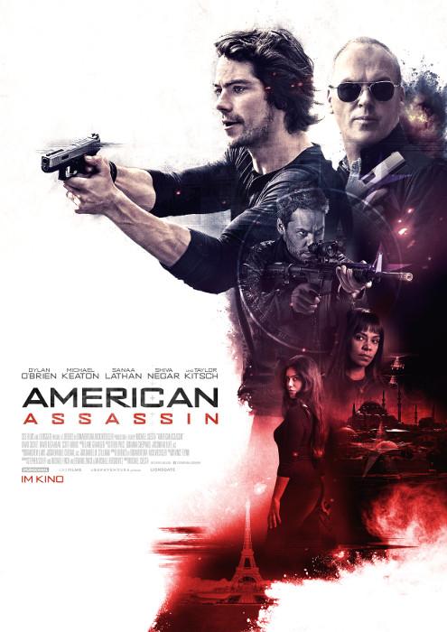 """Plakat von """"American Assassin"""""""