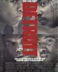 """Plakat von """"Detroit"""""""