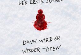 """Plakat von """"Schneemann"""""""