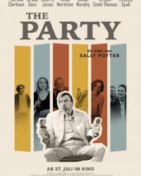 """Plakat von """"The Party"""""""