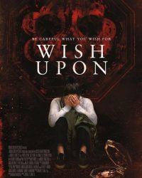 """Plakat von """"Wish Upon"""""""
