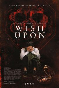 "Plakat von ""Wish Upon"""