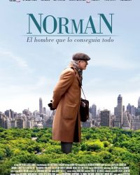 """Plakat von """"Norman: The Moderate Rise and Tragic Fall of a New York Fixer"""""""