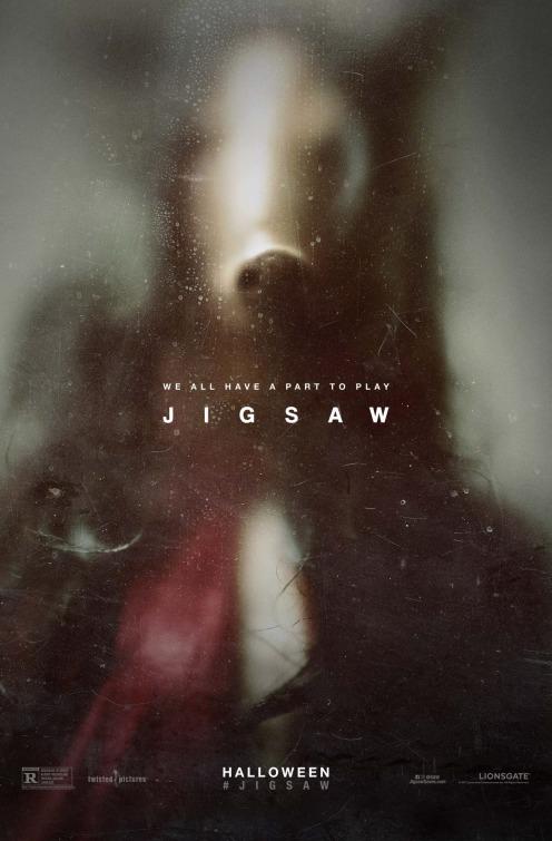"""Plakat von """"Jigsaw"""""""