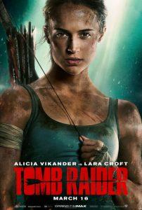 """Plakat von """"Tomb Raider"""""""