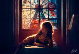 "Plakat von ""Wonder Wheel"""