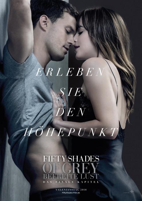 """Plakat von """"Fifty Shades Of Grey - Befreite Lust"""""""
