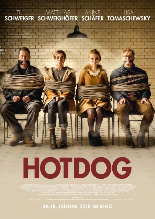 """Plakat von """"Hot Dog"""""""