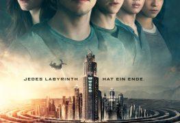 """Plakat von """"Maze Runner: Die Auserwählten in der Todeszone"""""""