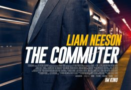 "Plakat von ""The Commuter"""