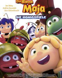 "Plakat von ""Die Biene Maja - Die Honigspiele"""