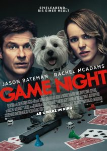 "Plakat von ""Game Night"""