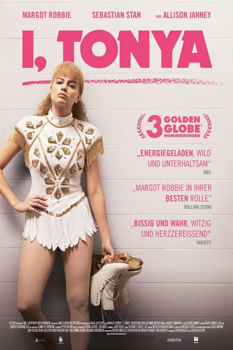 "Plakat von ""I, Tonya"""