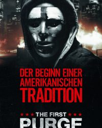 "Plakat von ""The First Purge"""