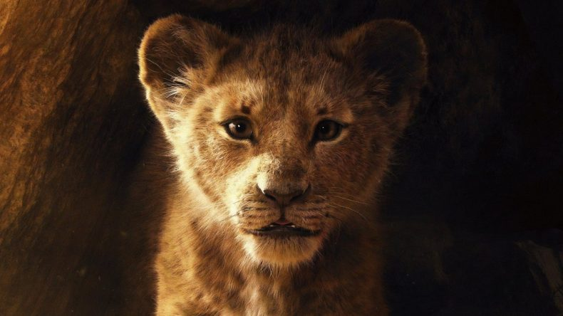 "Filmbilder von ""The Lion King"""