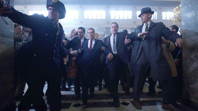 """Filmbilder von """"The Irishman"""""""